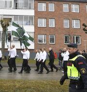 NMR i Ludvika första maj Ulf Palm/TT / TT NYHETSBYRÅN
