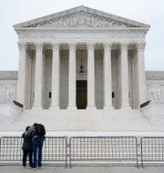 Högsta domstolen i USA Patrick Semansky / TT NYHETSBYRÅN