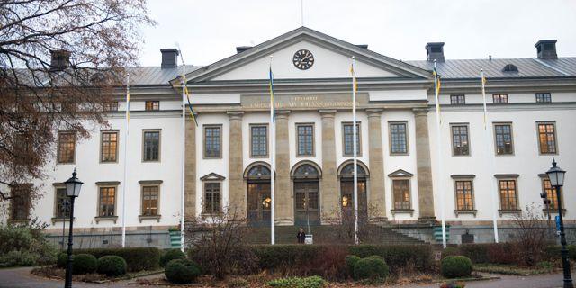 Landstingshuset på Kungsholmen. Fredrik Sandberg/TT / TT NYHETSBYRÅN
