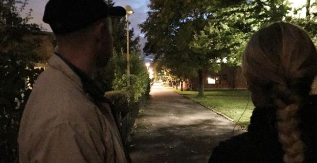 Polisen spanar på lägenhet i Göteborg där man tror att det pågår sexköp/Arkivbild Polisen