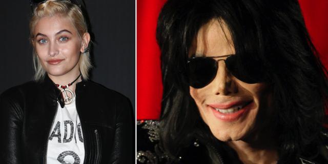 Paris Jackson. Michael Jackson 2009. TT