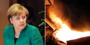 Ståltullar, Angela Merkel TT