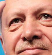 Turkiets president Recep Tayyip Erdogan. Arkivbild.  TT NYHETSBYRÅN/ NTB Scanpix