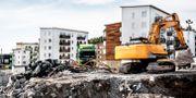 Illustrationsbild, byggnaderna på bilden har inget med texten att göra. Tomas Oneborg/SvD/TT / TT NYHETSBYRÅN