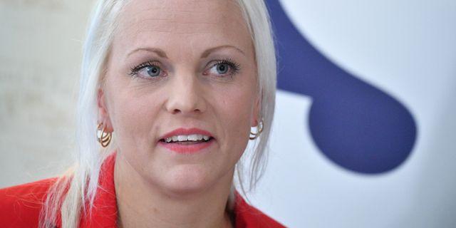 Emilie Pilthammar. Johan Nilsson/TT / TT NYHETSBYRÅN