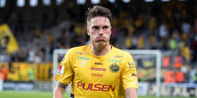 Lasse Nilsson. Thomas Johansson/TT / TT NYHETSBYRÅN