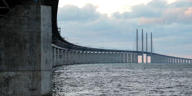 Öresundsbron Johan Nilsson/TT / TT NYHETSBYRÅN