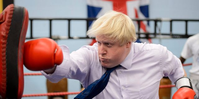 Boris Johnson  TT