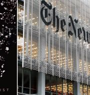 New York Times Building.  TT