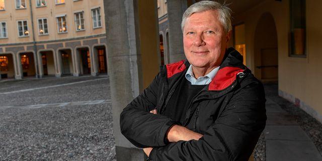 Lars Ohly. Jonas Ekströmer/TT / TT NYHETSBYRÅN