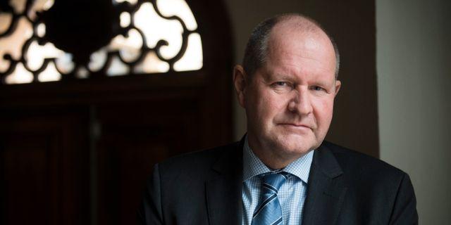 Den tidigare rikspolischefen Dan Eliasson. Fredrik Sandberg/TT / TT NYHETSBYRÅN