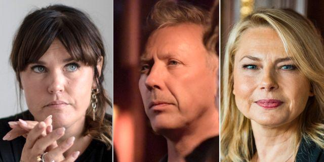 Skäringer, Persbrandt, Bergström. TT