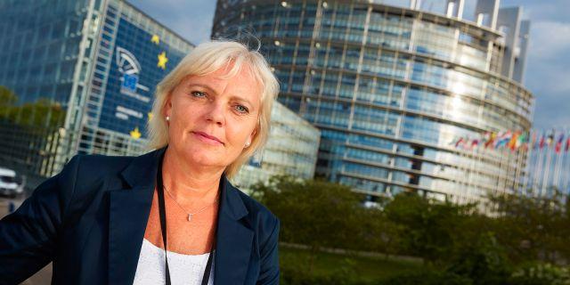 Kristina Winberg. Arkivbild. FREDRIK PERSSON / TT / TT NYHETSBYRÅN