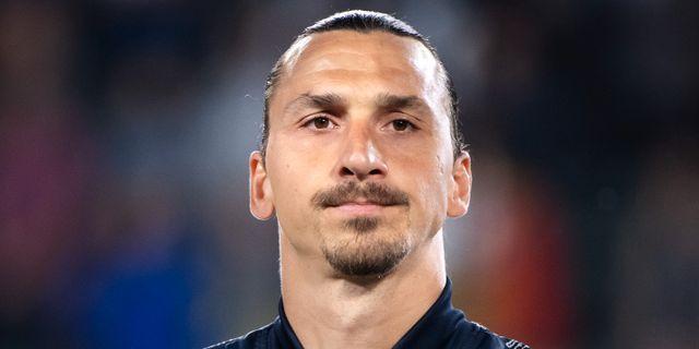 Zlatan Ibrahimovic. JOEL MARKLUND / BILDBYRÅN