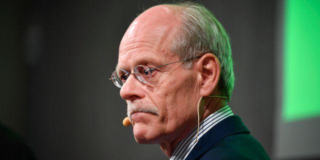 Arkivbild: Riksbankschef Stefan Ingves.  Henrik Montgomery/TT / TT NYHETSBYRÅN