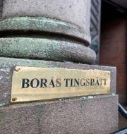 Borås tingsrätt.  Thomas Johansson/TT / TT NYHETSBYRÅN