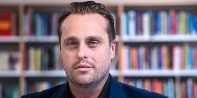 Christian Sonesson.  Johan Nilsson/TT / TT NYHETSBYRÅN