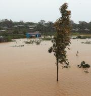 Moçambique har på kort tid drabbats av två cykloner. Tsvangirayi Mukwazhi / TT NYHETSBYRÅN/ NTB Scanpix