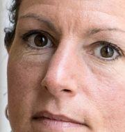 Louise Brown, korruptionsexpert.  Christine Olsson/TT / TT NYHETSBYRÅN