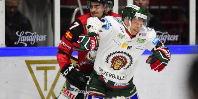 Ryan Lasch innan han skadade sig. Björn Lindgren/TT / TT NYHETSBYRÅN