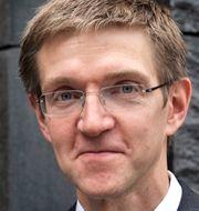 Martin Flodén.  TT