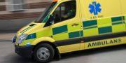 En ambulans/illustrationsbild.  Johan Nilsson/TT / TT NYHETSBYRÅN