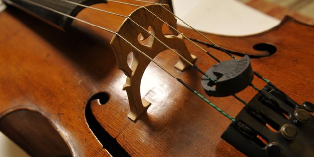 Viola spelarens nyckel