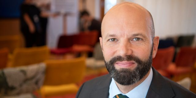 Mattias Dahl  Jessica Gow/TT / TT NYHETSBYRÅN