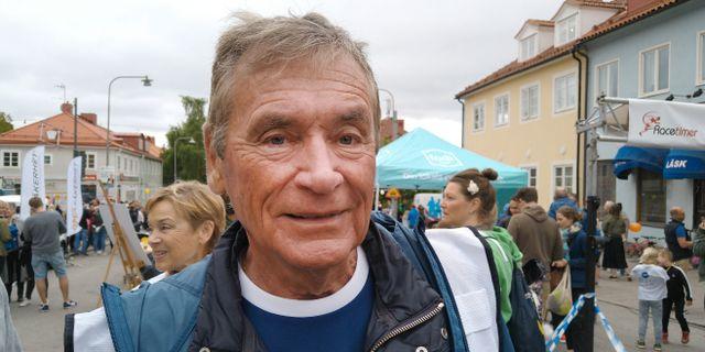 Jan Bjärnum, Bromma.  Jenny Rydberg/TT / TT NYHETSBYRÅN