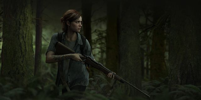 """The last of us 2"" PRESS"