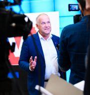 Jonas Sjöstedt, partiledare för V. Henrik Montgomery/TT / TT NYHETSBYRÅN