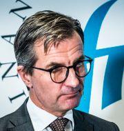 FI-chefen Erik Thedéen Magnus Hjalmarson Neideman/SvD/TT / TT NYHETSBYRÅN