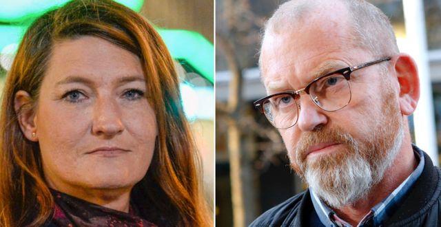 Arkivbilder: Susanna Gideonsson och Johan Lindholm.  TT