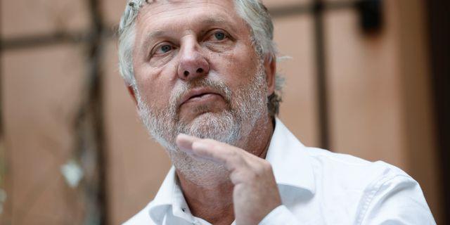 Peter Eriksson.  Izabelle Nordfjell/TT / TT NYHETSBYRÅN