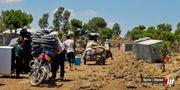Människor som flytt. TT / NTB Scanpix