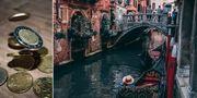 Venedig blir första staden i Italien som inför inträdesavgift. Pexels