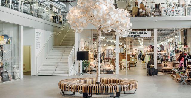 Gallerian ReTuna. Lina Östling