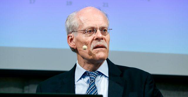 Riksbankschefen Stefan Ingves. Magnus Andersson/TT / TT NYHETSBYRÅN