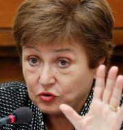 Kristalina Georgieva, IMF.  Remo Casilli / TT NYHETSBYRÅN