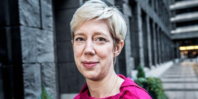 Anna Breman. Arkivbild. Tomas Oneborg/SvD/TT / TT NYHETSBYRÅN