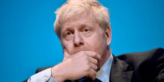 Boris Johnson. Ben Birchall / TT NYHETSBYRÅN/ NTB Scanpix
