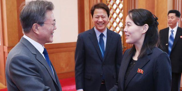 Nordkorea anklagar finland for brott mot manskliga rattigheter