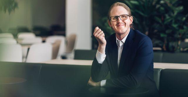 Carl-Magnus Falk. Auktoriserad revisor och grundare av Agoy.