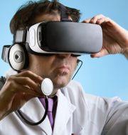 "Illustrationsbild ""telepresence"". Shutterstock."