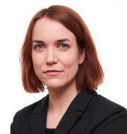 LO-ekonomen Anna Almqvist.  Shutterstock & pressfoto