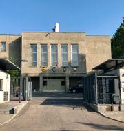 Sveriges ambassad i Pyongyang. Wikimedia Commons