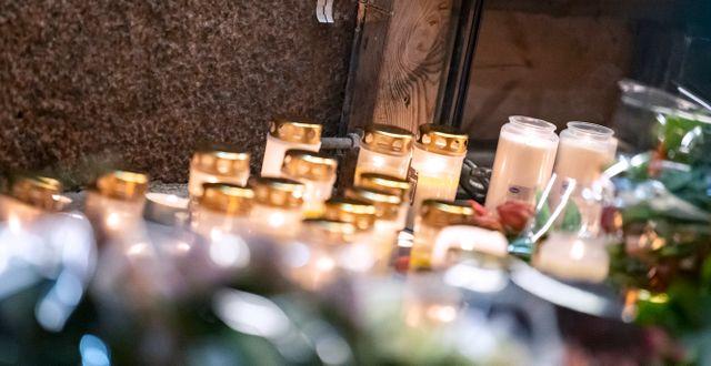 En 15-åring sköts till döds i Malmö i november.  Johan Nilsson/TT / TT NYHETSBYRÅN