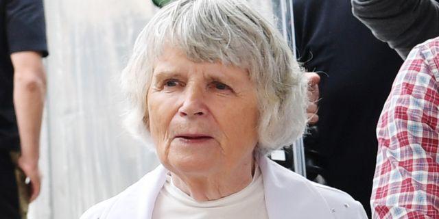 Vera Oredsson. Henrik Montgomery/TT / TT NYHETSBYRÅN