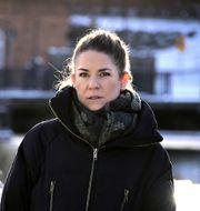 Anna Runesson, regionkoordinator mot prostitution och människohandel. TT