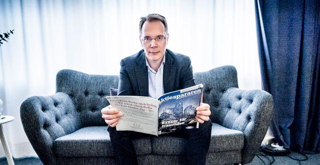 Joacim Olsson. Magnus Hjalmarson Neideman/SvD/TT / TT NYHETSBYRÅN